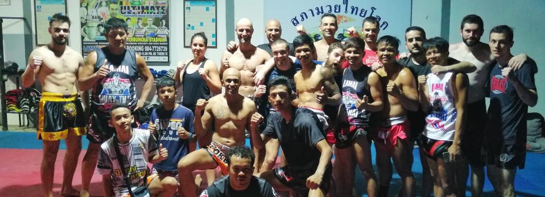 ACSC92 – Stage de Muay-Thai en Thaïlande 2020